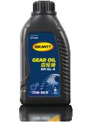 齿轮油 GEAR OIL SAE 75W90