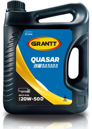 劲量 QUASAR CI-4/SL 20W50